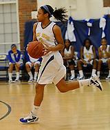 The Lake Ridge girls varsity basketball team defeated John Marshall on January 20, 2011 at Lake Ridge Academy.