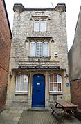 British Schools Building, Devizes, Wiltshire, England, UK Library and Scientific Institute, 1822