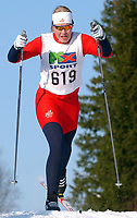 NM langrenn jr K 18 år 5 km. klassisk 18.02.2006<br /> Marthe Breen NTG/Bjerke IL<br /> Foto: Carl-Erik Eriksson, Digitalsport