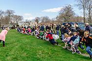 Easter  Egg Hunt, Orient, Long Island, New York