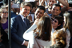 Madrid: The Mummy Premiere - 29 May 2017