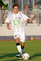 GRAZ,AUSTRIA,05.AUG.11 - FUSSBALL - OEFB Samsung Cup, SK Sturm Graz Amateure vs LASK Linz.  Bild zeigt Reinhold Ranftl (Sturm Amateure).Amateure).<br /> Norway only