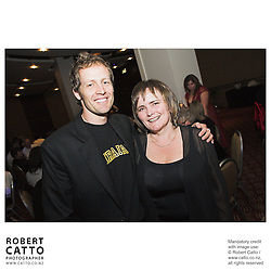 Fraser Brown;Catherine Fitzgerald at the Spada Conference 06 at the Hyatt Regency Hotel, Auckland, New Zealand.<br />