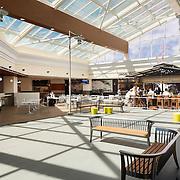 Lionakis- SMF Terminal A Food Courts