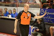 DESCRIZIONE : Pistoia Lega serie A 2013/14 Giorgio Tesi Group Pistoia Victoria Libertas Pesaro<br /> GIOCATORE : arbitro, paolo moretti <br /> CATEGORIA : mani<br /> SQUADRA : Giorgio Tesi Group Pistoia<br /> EVENTO : Campionato Lega Serie A 2013-2014<br /> GARA : Giorgio Tesi Group Pistoia Victoria Libertas Pesaro<br /> DATA : 24/11/2013<br /> SPORT : Pallacanestro<br /> AUTORE : Agenzia Ciamillo-Castoria/GiulioCiamillo<br /> Galleria : Lega Seria A 2013-2014<br /> Fotonotizia : Pistoia Lega serie A 2013/14 Giorgio Tesi Group Pistoia Victoria Libertas Pesaro<br /> Predefinita :