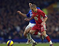 Photo: Paul Greenwood.<br /> Everton v Blackburn Rovers. The Barclays Premiership. 10/02/2007.