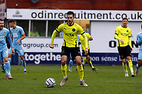 Adam Thomas. Stockport County FC 1-2 Notts County FC. Buildbase FA Trophy. 16.1.21