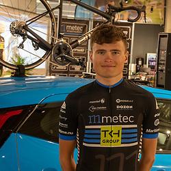 UTRECHT (NED) wielrennen<br /> Dylan Bouwmans