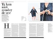 Libby Purves for NRC Handelsblad Newspaper, Netherland