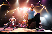 August Burns Red performs in support of their 2009 release Constellations at Gramercy Theater, NYC. October 18, 2009.