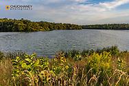 Grove Lake Wildlife Management Area near Royal, Nebraska, USA