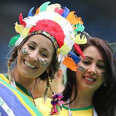 Brazil v Costa Rica - 22 June 2018