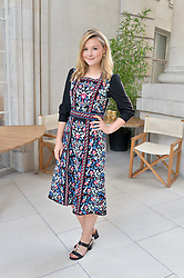AMBER ATHERTON at the Vilshenko Mid-Summer Cocktail Party held at the Cafe Royal, 68 Regent Street, London on 20th June 2014.