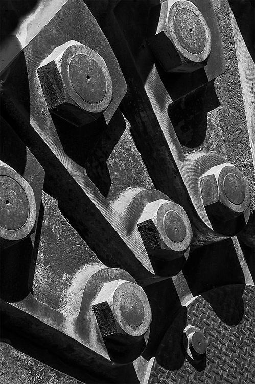 Water Wheel Closeup, Nevada City, CA