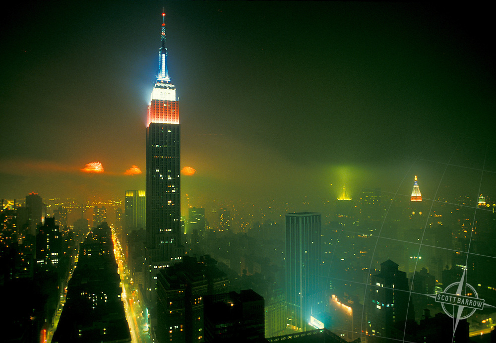 Empire State Building, NY, NY