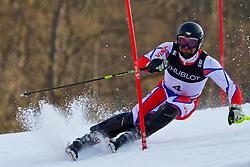 14.02.2011, Kandahar, Garmisch Partenkirchen, GER, FIS Alpin Ski WM 2011, GAP, Herren, Super Combination, im Bild Martin Vrablik (CZE) // Martin Vrablik (CZE)  during Supercombi Men Fis Alpine Ski World Championships in Garmisch Partenkirchen, Germany on 14/2/2011. EXPA Pictures © 2011, PhotoCredit: EXPA/ J. Groder