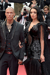 Jeremy Meeks attending the opening ceremony and premiere of The Dead Don't Die, during the 72nd Cannes Film Festival.