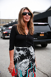 September 12, 2018 - New York, New York, United States - Nina Garcia attends the Coach 1941 Runway Show during New York Fashion Week at Pier 94 on September 11, 2018 in New York City. (Credit Image: © Oleg Chebotarev/NurPhoto/ZUMA Press)