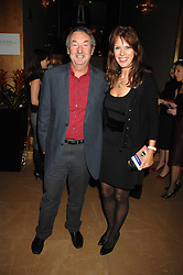 NICK & NETTE MASON at a party to celebrate the first year if ING's sponsorship of the Renault Formula 1 team, held at the Mayfair Hotel, Stratton Street, London W1 on 28th November 2007.<br />