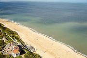 Nederland, Zeeland, Zeeuws-Vlaanderen, 19-10-2014;<br /> <br /> QQQ<br /> luchtfoto (toeslag op standard tarieven);<br /> aerial photo (additional fee required);<br /> copyright foto/photo Siebe Swart