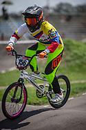 2018 UCI BMX Supercross<br /> Round 7 Santiago Del Estero (Argentina)<br /> Elite Women<br /> Practice<br /> #156 (AZUERO Domenica) ECU