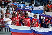 DESCRIZIONE : Istanbul Turchia Turkey Men World Championship 2010 Eight Finals Campionati Mondiali Ottavi di Finale  Russia New Zealand<br /> GIOCATORE : Supporters Russia Tifosi Russia<br /> SQUADRA : Russia<br /> EVENTO : Istanbul Turchia Turkey Men World Championship 2010 Campionato Mondiale 2010<br /> GARA : Russia New Zealand Russia Nuova Zelanda<br /> DATA : 06/09/2010<br /> CATEGORIA : tifosi supporters<br /> SPORT : Pallacanestro <br /> AUTORE : Agenzia Ciamillo-Castoria/M.Metlas<br /> Galleria : Turkey World Championship 2010<br /> Fotonotizia : Istanbul Turchia Turkey Men World Championship 2010 Eight Finals Campionati Mondiali Ottavi di Finale Russia New Zealand<br /> Predefinita :