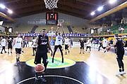 Virtus Bologna pregame, Germani Basket Brescia vs Virtus Segafredo Bologna, 2 edizione Trofeo Roberto Ferrari, Finale 3-4 posto, PalaGeorge di Montichiari 23 settembre 2017