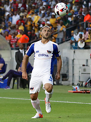 Marc van Heerden of Chippa United during the 2016 Premier Soccer League match between Chippa United and Kaizer Chiefs held at the Nelson Mandela Bay Stadium in Port Elizabeth, South Africa on the 3rd December 2016.<br /> <br /> Photo by:   Richard Huggard / Real Time Images