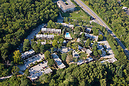 Hamlet West Apartments Aerial Photography