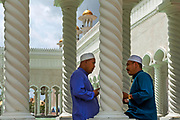 Friday prayers, <br /> Omar Ali Saifuddien Mosque.Bandar Seri Begawan, Brunei.
