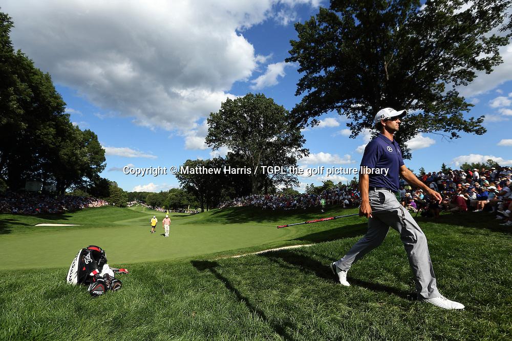 Adam SCOTT (AUS) during fourth round US PGA Championship 2013,Oak Hill CC,