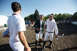 Pessoa Rodrigo, (BRA),  <br /> BMO Nations Cup<br /> Spruce Meadows Masters - Calgary 2015<br /> © Hippo Foto - Dirk Caremans<br /> 13/09/15