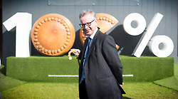 © Licensed to London News Pictures. 12/07/2017. Harrogate UK. Michael Gove Secretary of State for Environment, Food & Rural Affairs at the 159th Great Yorkshire Show in Harrogate today. Photo credit: Andrew McCaren/LNP