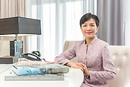 China / Shanghai<br /> <br /> Julie Xing CEO of Lilly Medical<br /> <br /> © Daniele Mattioli Shanghai China Corporate and Industrial Photographer  for Benephez/Lilly Medical