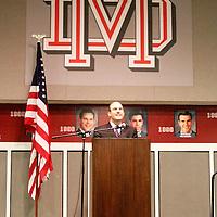 MDHS Speaker Series - Juan Zarate