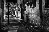 San Francisco Alley, CA