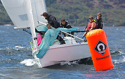 Day one of the Silvers Marine Scottish Series 2015, the largest sailing event in Scotland organised by the  Clyde Cruising Club<br /> Racing on Loch Fyne from 22rd-24th May 2015<br /> <br /> Crewsaver Marks<br /> <br /> <br /> Credit : Marc Turner / CCC<br /> For further information contact<br /> Iain Hurrel<br /> Mobile : 07766 116451<br /> Email : info@marine.blast.com<br /> <br /> For a full list of Silvers Marine Scottish Series sponsors visit http://www.clyde.org/scottish-series/sponsors/