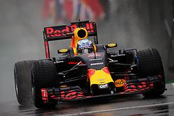 Daniel Ricciardo (AUS) Red Bull Racing RB12.<br /> 13.11.2016. Formula 1 World Championship, Rd 20, Brazilian Grand Prix, Sao Paulo, Brazil, Race Day.<br />  <br /> / 131116 / action press