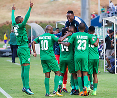 AmaZulu FC and Cape Town 12 May 2018
