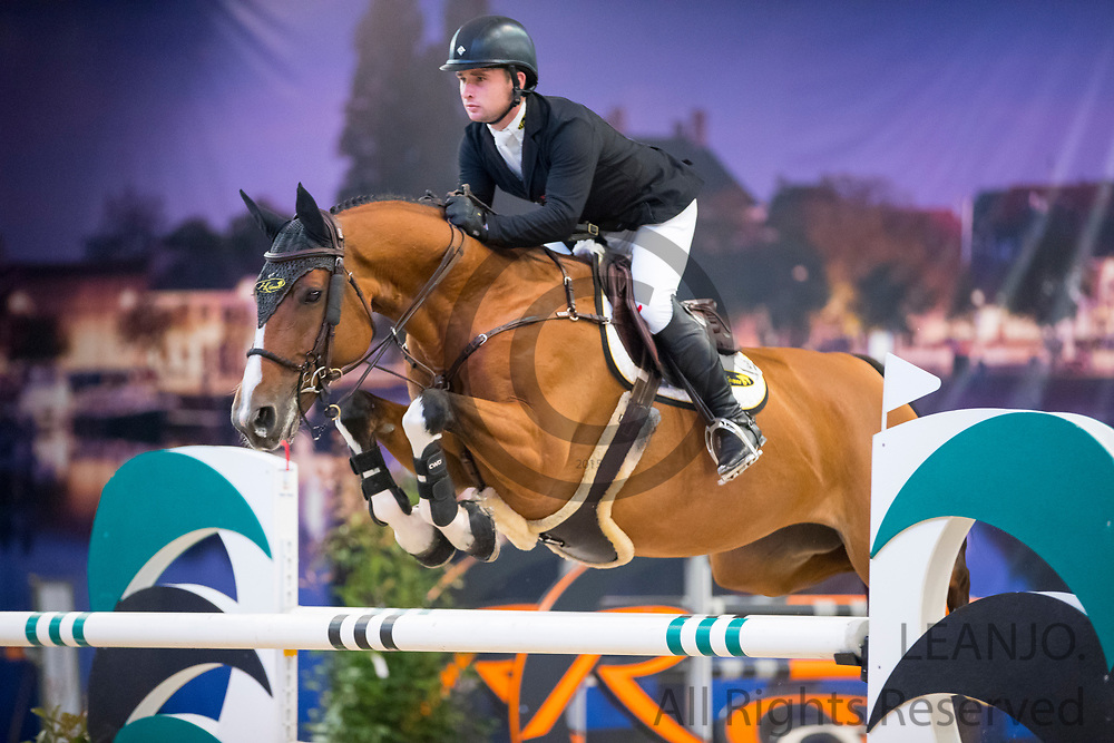 Richard Howley - Dolores<br /> Jumping Zwolle 2018<br /> © DigiShots