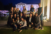 THE DANCERS, Opening of Grange Park Opera, Fiddler on the Roof, Grange Park Opera, Bishop's Sutton, <br /> Alresford, 4 June 2015