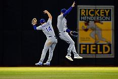 20190916 - Kansas City Royals at Oakland Athletics