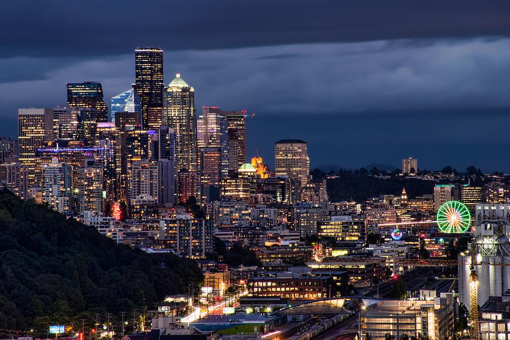 Steely Grey Seattle