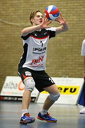 20160130 NED: Volleybal: Inter Rijswijk - Prins VCV, Rijswijk <br />Steven Ottevanger, Prins VCV