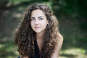 "Yelena Akhtiorskaya, author, ""Panic in a Suitcase"""