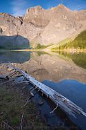 Rae Lake, Elbow-Sheep Wildland Park, Alberta