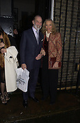 Prince and Princess Michael of Kent, 1812 Napoleon's Fatal March on Moscow by Adam Zamoyski book launch. Avenue Studios. Fulham Rd. 5 April 2004. ONE TIME USE ONLY - DO NOT ARCHIVE  © Copyright Photograph by Dafydd Jones 66 Stockwell Park Rd. London SW9 0DA Tel 020 7733 0108 www.dafjones.com