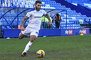Tranmere Rovers striker Kaiyne Woolery in possession during the EFL Sky Bet League 2 match between Tranmere Rovers and Bolton Wanderers at Prenton Park, Birkenhead, England on 23 January 2021.