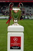 The European Cup<br />AC Milan Vs Liverpool 25/05/05<br />The UEFA Champions League Final<br />Ataturk Olympic Stadium in Istanbul<br />Photo Robin Parker Fotosports International