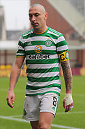 Scott Brown (Celtic) during the Scottish Premiership match between Motherwell and Celtic at Fir Park, Motherwell, Scotland on 8 November 2020.